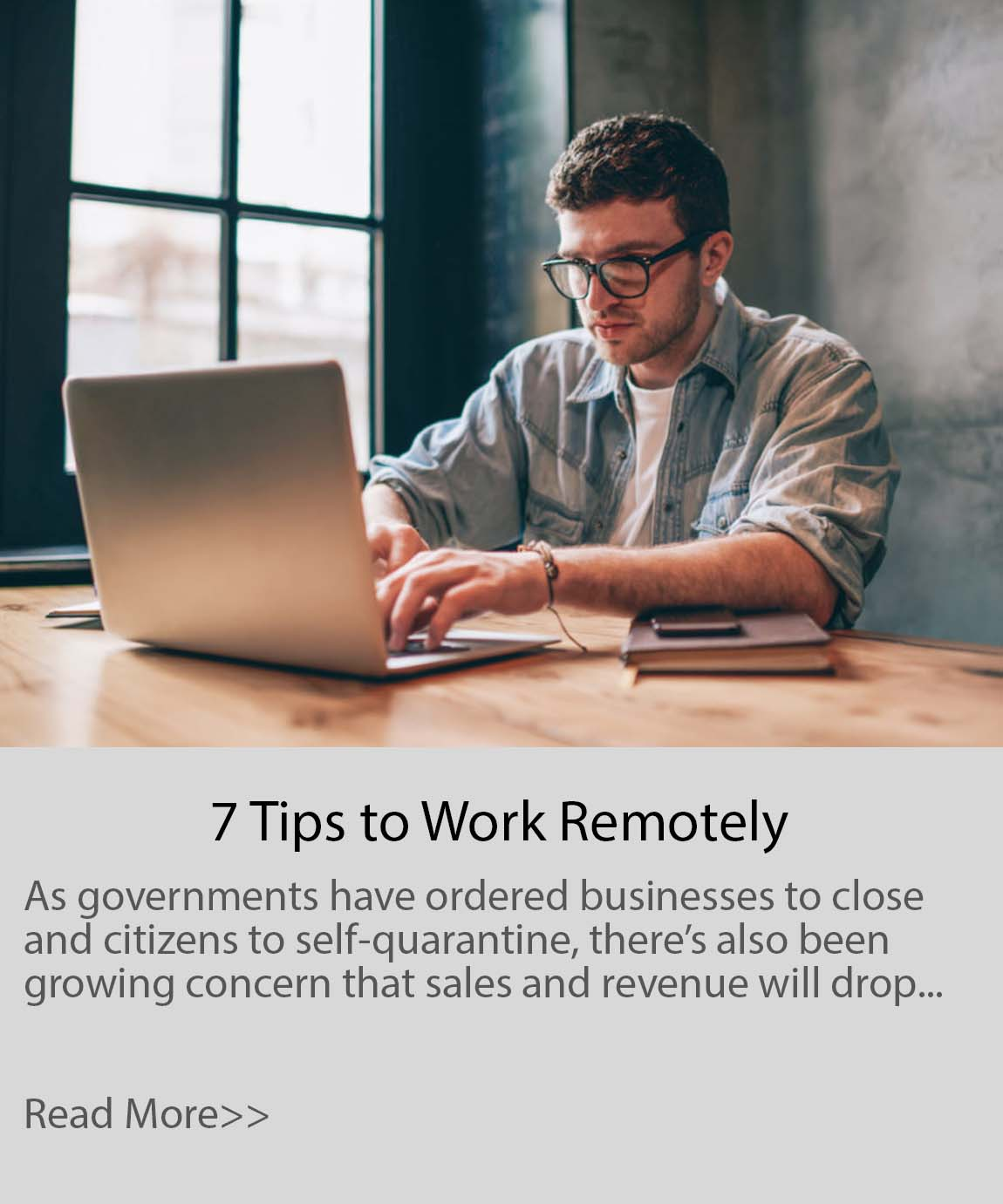 7 tips to work remotely during pandemic