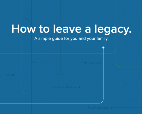 How to leave a legacy with Everplans